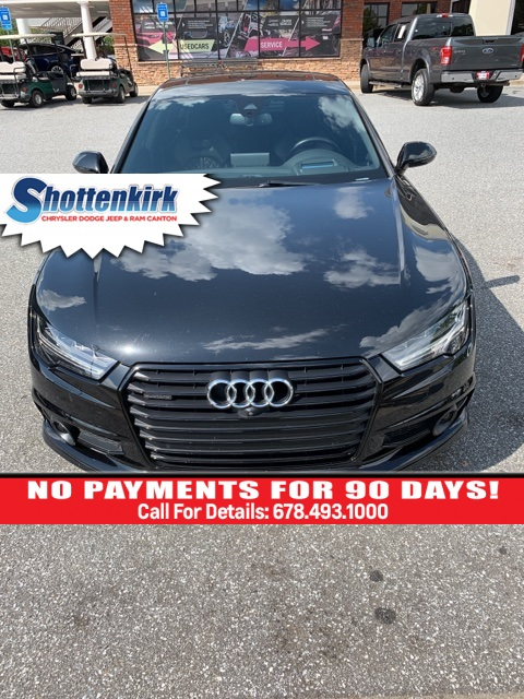 Pre-Owned 2017 Audi A7 3.0T Competition Prestige